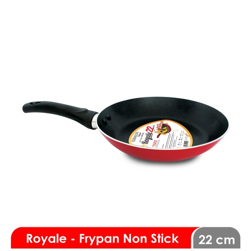 Cosmos CFP 22 R - Frying Pan 22 cm - Non Stick Royale