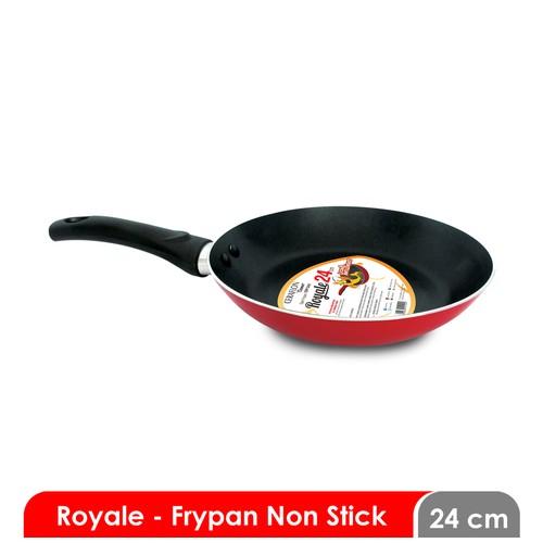 Cosmos CFP 24 R - Frying Pan 24 cm - Non Stick Royale