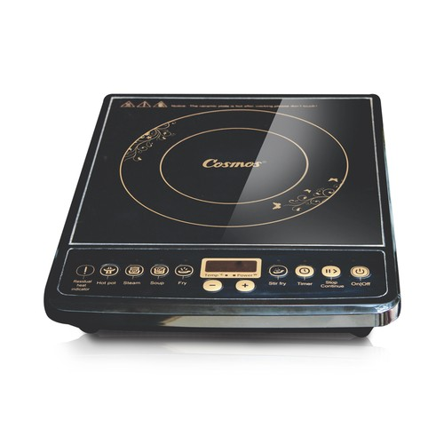 Cosmos CIC-996 - Induction / Kompor Induksi (Free Steam Pot)