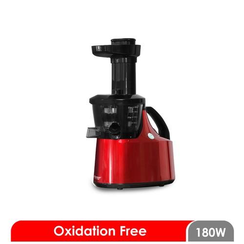Cosmos CJ-3920 - Slow Juicer 600 ml - Red