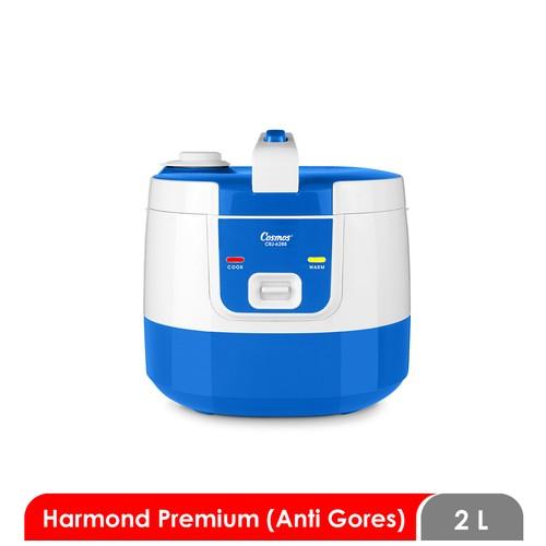 Cosmos Harmond CRJ-6288 - Rice Cooker 2 L - Blue