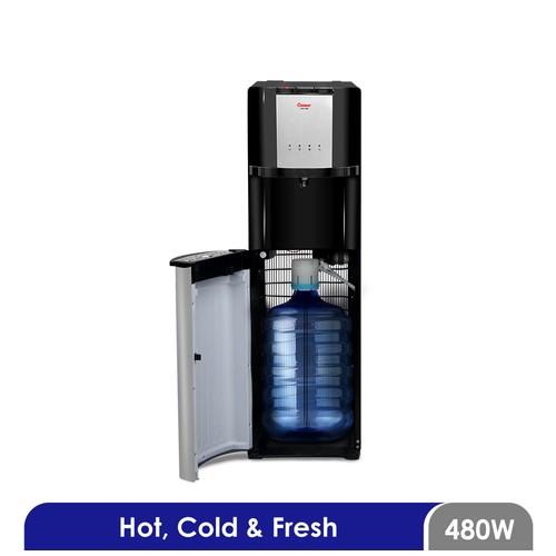 Cosmos CWD-7803 - Dispenser Hot Fresh & Cold (Galon Bawah)