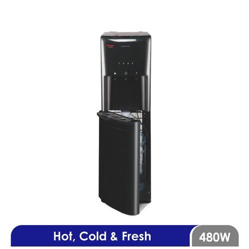 Cosmos CWD-7850 - Dispenser Hot Fresh & Cold (Galon Bawah)