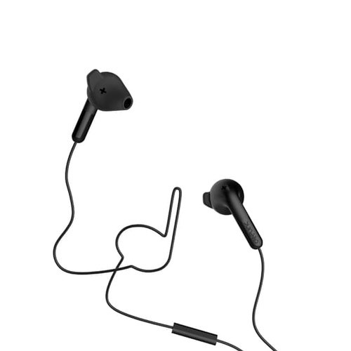 Defunc GO Hybrid Corded Earphone - Black