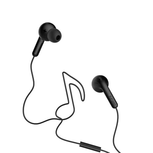 Defunc GO Music Corded Earphone - Black