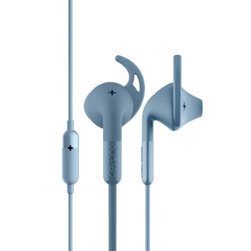 Defunc PLUS Sport Corded Earbud - Blue