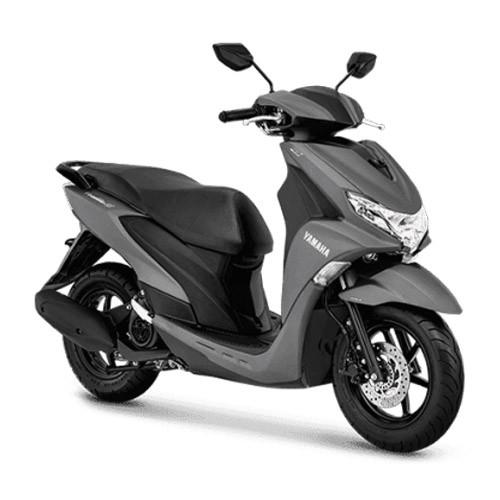 Yamaha Sepeda Motor Free GO S ABS- Matte Gray (Bekasi & Depok)