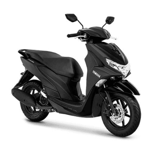 Yamaha Sepeda Motor Free GO - Matte Black (Bekasi & Depok)