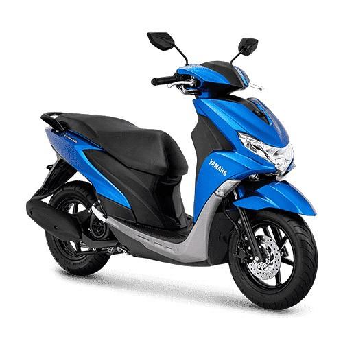 Yamaha Sepeda Motor Free GO - Metallic Blue (Bekasi & Depok)