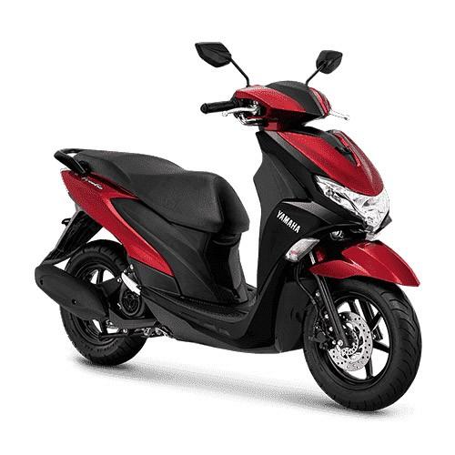 Yamaha Sepeda Motor Free GO - Metallic Red (Bekasi & Depok)