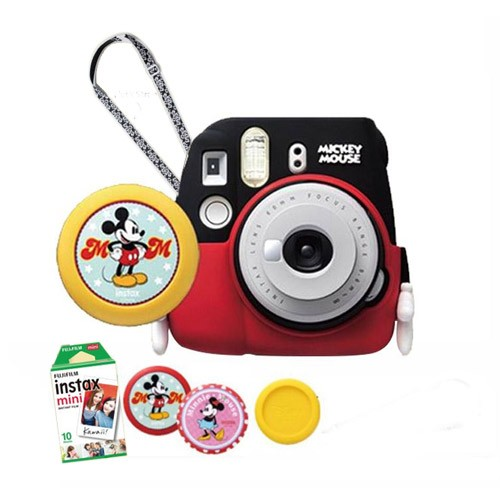 Fujifilm Instax Mickey Mouse Limited Edition Package