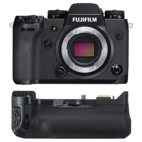 Fujifilm Digital Mirrorless Camera X-H1 + VPB-XH1