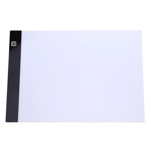 Graphics LED Stencil Drawing Board A4 Size with Three-Level Dimming