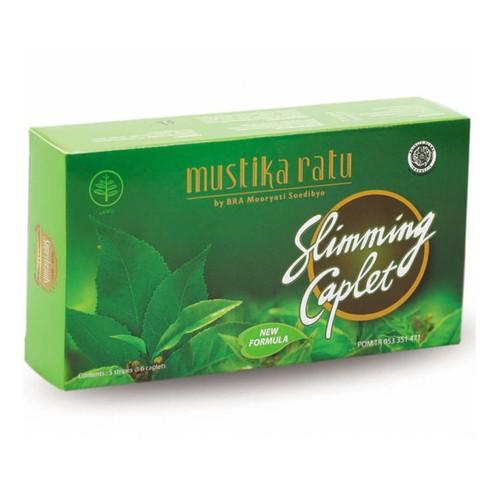 KAPLET SLIMMING TEA 30 KPL