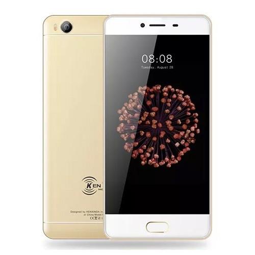 Ken Mobile V7 Smartphone - Gold
