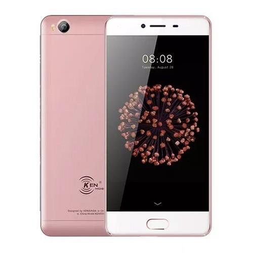 Ken Mobile V7 Smartphone - Rose Gold