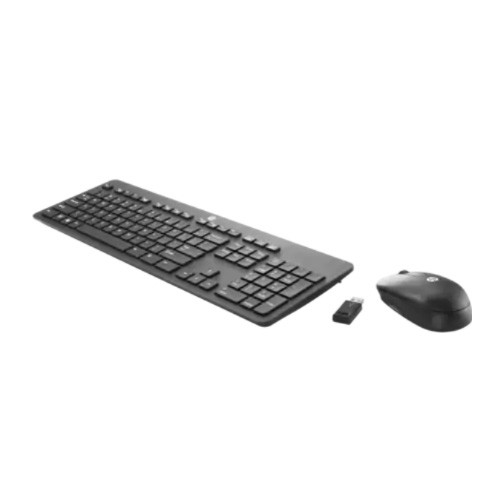 HP Slim Wireless Keyboard and Mouse - T6L04AA