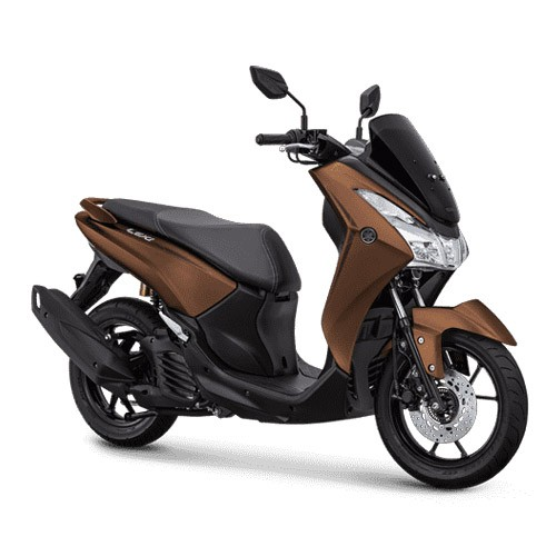 Yamaha Sepeda Motor LEXI 125 VVA S ABS Version - Bronze (Bekasi & Depok)