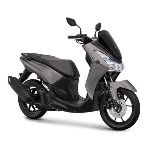Yamaha Sepeda Motor LEXI 125 VVA S ABS Version - Matte Grey (Bekasi & Depok)