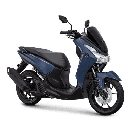 Yamaha Sepeda Motor LEXI 125 VVA S ABS Version - Matte Blue (Bekasi & Depok)