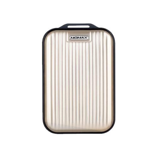 Momax iPower Go Mini 3 10,000mAh External Battery Pack - Gold