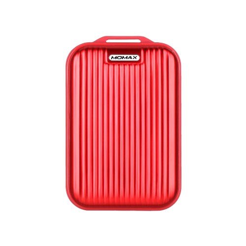 Momax iPower Go Mini 3 10,000mAh External Battery Pack - Red