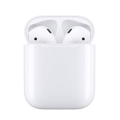 Apple AirPods with Charging Case (2nd Generation) - MV7N2ID/A
