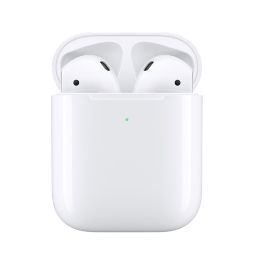 New Apple Airpods with Wireless Charging Case
