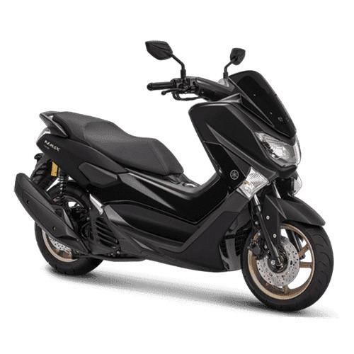 Yamaha Sepeda Motor NMAX - Matte Black (Tanggerang)