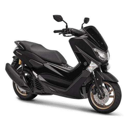 Yamaha Sepeda Motor NMAX - Matte Black (Bekasi & Depok)