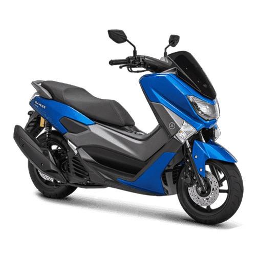Yamaha Sepeda Motor NMAX - Blue (Bogor)