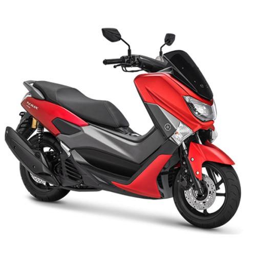 Yamaha Sepeda Motor NMAX - Matte Red (Bogor)