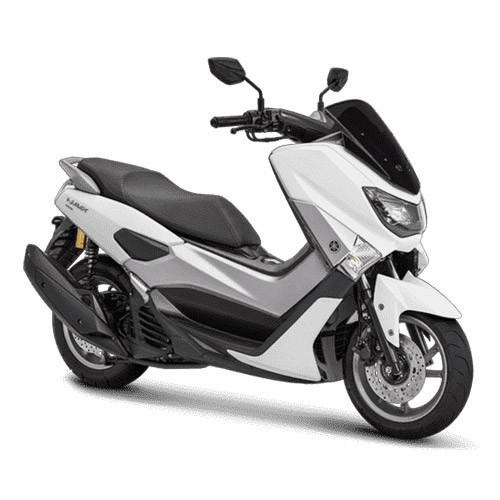 Yamaha Sepeda Motor NMAX - White (Bekasi & Depok)