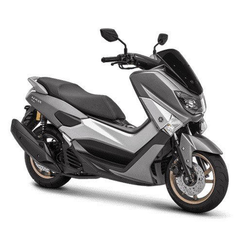 Yamaha Sepeda Motor NMAX - Matte Gray (Bogor)