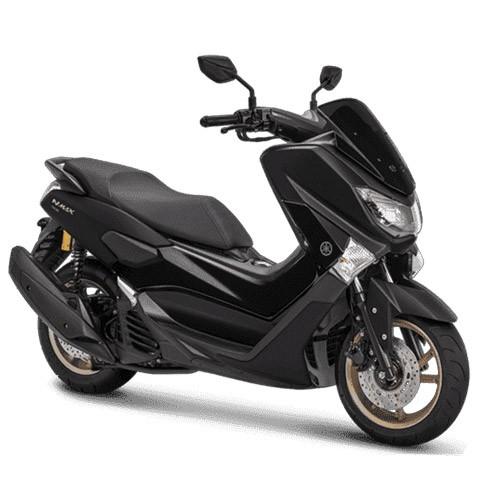 Yamaha Sepeda Motor NMAX ABS - Matte Black (Jakarta)