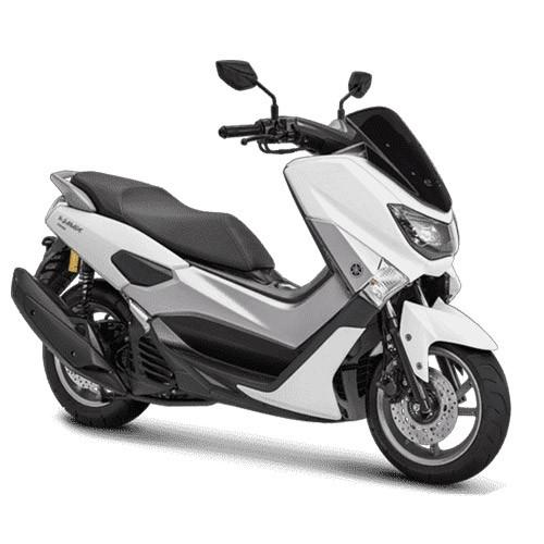 Yamaha Sepeda Motor NMAX ABS - White (Jakarta)