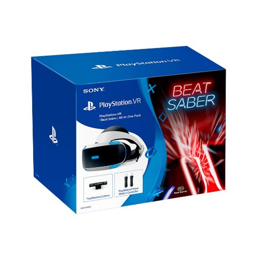 Sony PlayStation VR Beat Saber All in One Pack