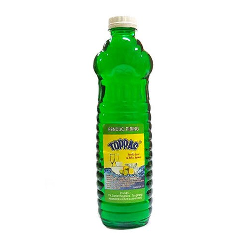 Toppas Pencuci Piring 600ML - Green