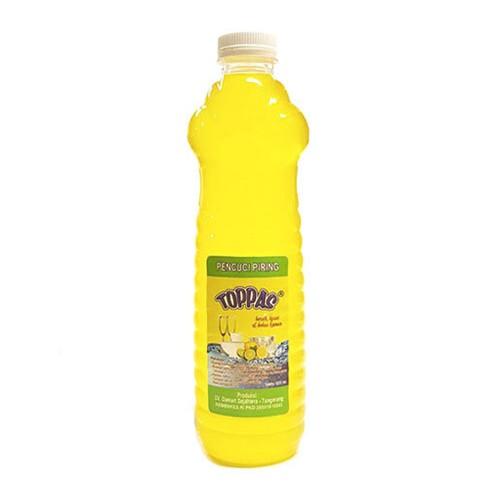 Toppas Pencuci Piring 600ML - Yellow