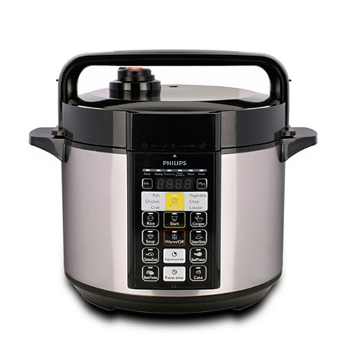 Philips Electric Pressure Cooker - HD2136/65
