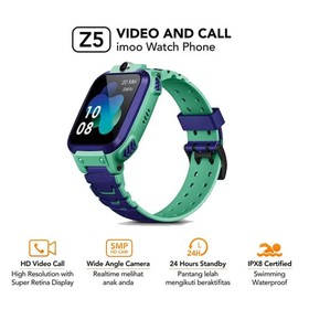 Imoo Watch Phone Z5 - Green
