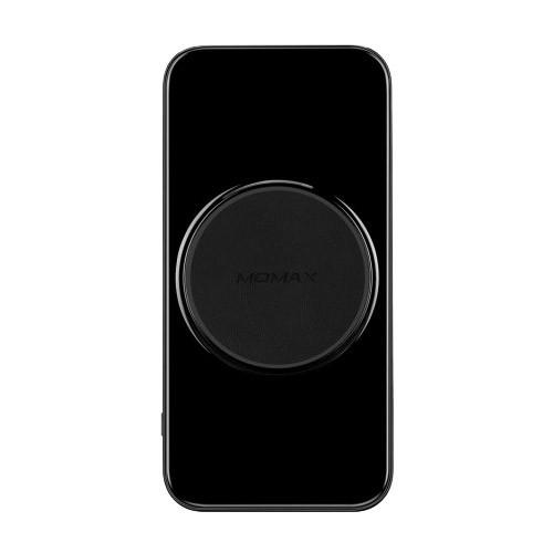 Momax QPower 3 3-in-1 10,000mAh Wireless External Battery Pack - Black