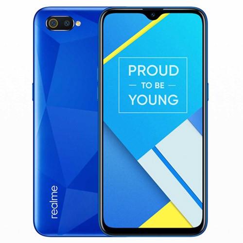 Realme C2 (RAM 2GB/16GB) - Blue