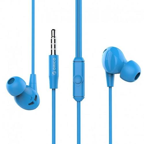 Orico In-Ear Music Headphones Soundplus-RP1 - Blue