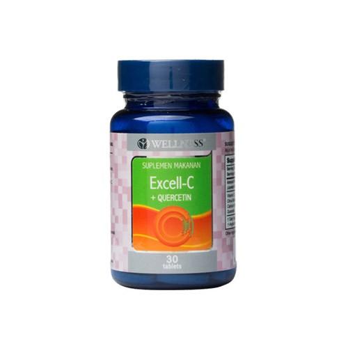 Wellness Excell-C + Quercetin