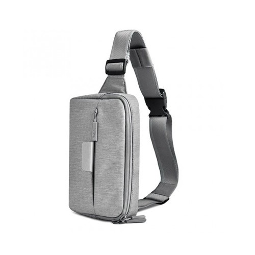 Wiwu Multifunctional Water Resistant Fanny Pack WCB102-6.5 - Grey