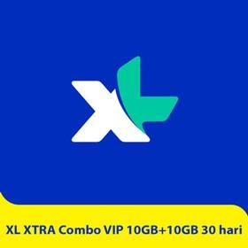 XL XTRA Combo VIP 10GB+10GB