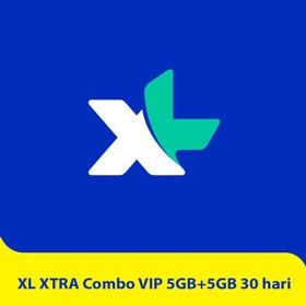 XL XTRA Combo VIP 5GB+5GB -