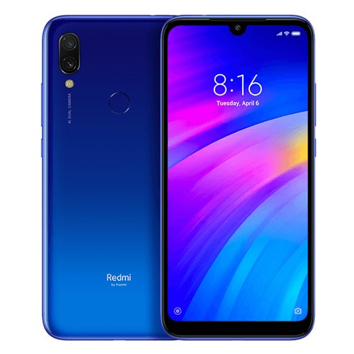 Xiaomi Redmi 7 (RAM 3GB/32GB) - Blue