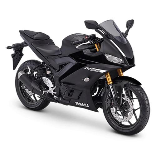 Yamaha Sepeda Motor New YZF R25 ABS - Matte Black (Bekasi & Depok)